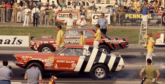 Image result for sandy elliott race cars