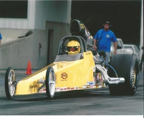 Alan Kenny – Canadian Drag Racing Hall Of Fame